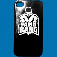 Farid Bang iPhone 4/4S Case schwarz