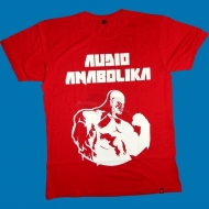 Fler T-Shirt Audio Anabolika