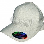 Flexfit Cap Plaid heathergrey