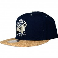 Georgia Bulldogs Snapback Logo Cork | NCAA | Mitchell & Ness