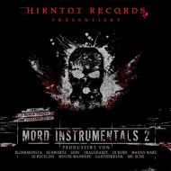 Hirntot Records - Mord Instrumentals 2  (CD)