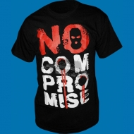 Hirntot Records - No Compromise T-Shirt