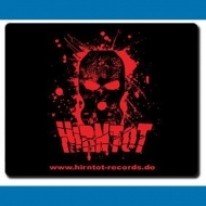 Hirntot Records - Skimask Mousepad