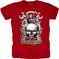 Hooligan T-Shirt Eterna rot