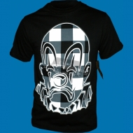 Joker Brand - Plaid Clown T-Shirt