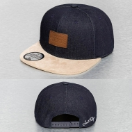 Just Rhyse The Company Snapback Cap Blue