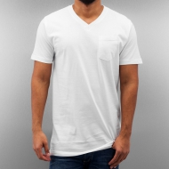 Just Rhyse V-Neck T-Shirt White