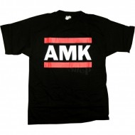 KC Rebell - AMK Shirt schwarz