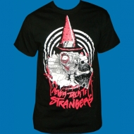 K.M.K. - Never talk to Strangers T-Shirt schwarz