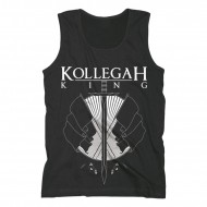 Kollegah - Sword And Flags Tank Top schwarz