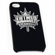Kollegah iPhone 4/4S Case schwarz
