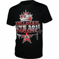 Kollegah und Favorite Tour Shirt 2011