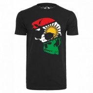 Kurdistan T-Shirt Skull | Real Empire Clothing