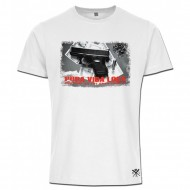 La Vida Loca - The Cartel T-Shirt weiß