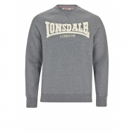 Lonsdale  - CHICHESTER Crewneck Sweater grau