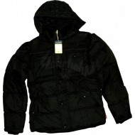 Lonsdale Hooded Padded Winterjacket DARREN