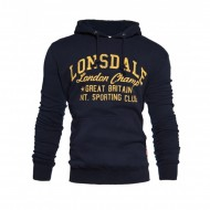 Lonsdale Hoodie Cheltemham navy