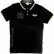 Lonsdale Polo Slim Fit Polo ASCOT schwarz