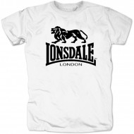 Lonsdale Promo Shirt weiß