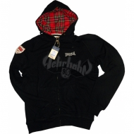 Lonsdale Slim Fit Hooded Zipsweat FLETCHER