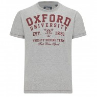 Lonsdale T-Shirt Cowley marl grey