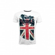 Lonsdale T-Shirt Jacob weiß
