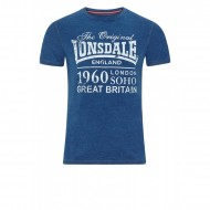 Lonsdale T-Shirt MEREWORTH navy