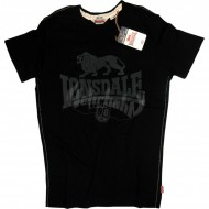 Lonsdale T-Shirt Slim Fit SMITH RELOADED Black