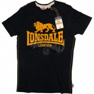 Lonsdale T-Shirt Slim Fit SMITH RELOADED Navy