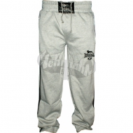 Lonsdale Training Pants Club Logo grey