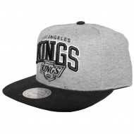 Los Angeles Kings Snapback Cap Baseline | NHL | Mitchell & Ness