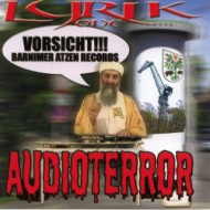 Lyrik One - Audioterror (CD)