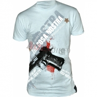 Mafia & Crime - The Cosa Nostra T-Shirt blau L