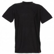 Maskulin - Basic T-Shirt schwarz