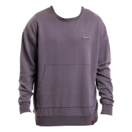 Maskulin Crewneck French Terry dark grey