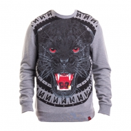 Maskulin Crewneck Panther heather grey