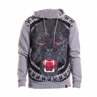 Maskulin Hoodie Panther heather grey