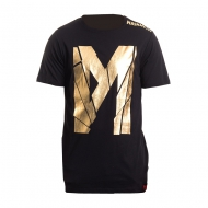 Maskulin T-Shirt Gold M
