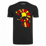 Mazedonien T-Shirt Skull | Real Empire Clothing