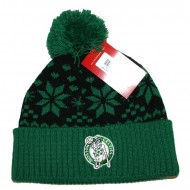 Mitchell & Ness - Boston Celtics Beanie snow/green/black