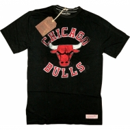 Mitchell & Ness - Chicago Bulls Shirt schwarz