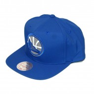 Mitchell & Ness Golden State Warriors Milo Snapback Cap...