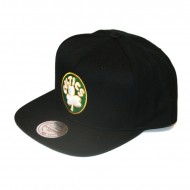 Mitchell & Ness Snapback Boston Celtics Wool Solid II | NHL
