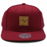 Mitchell & Ness - Snapback Cap Boston College Eagles Uptown burgundy