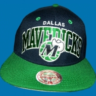 Mitchell & Ness - Snapback Cap Dallas Mavericks