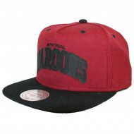 Mitchell & Ness - Snapback Cap Montreal Maroons Alley Oop