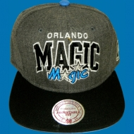 Mitchell & Ness - Snapback Cap Orlando Magic Arch Logo G2