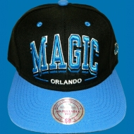 Mitchell & Ness - Snapback Cap Orlando magic