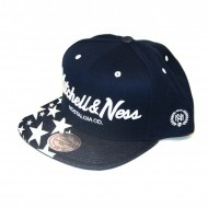 Mitchell & Ness Snapback Fall Special navy