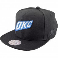Mitchell & Ness Snapback Oklahoma City Thunder Elements | NBA